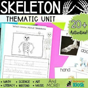 Skeleton Thematic Unit