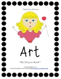 """""""My Sketch Book"""" An Early Finishers Activity"""