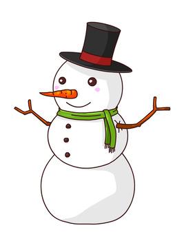 My Snowman Story