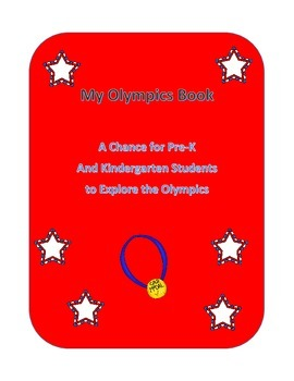 My Sochi Olympics Book