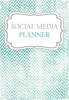 My Social Media and Budget Planner and Organizer