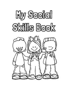 My Socials Skills Book