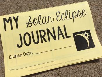 My Solar Eclipse Journal (FREE)