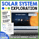 My Solar System Booklet