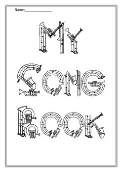 My Songbook front cover