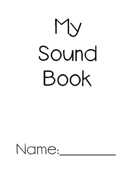 My Sound Book