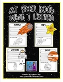My Space Book:  What I Learned
