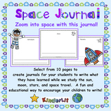 Space - A Writing Journal