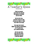 My Space Poem
