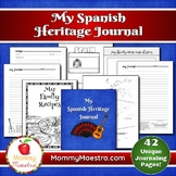 My Spanish Heritage Journal