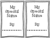 My Special Name Book