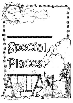 My Place: A Geography Unit (HASS) based on special places such as home / school