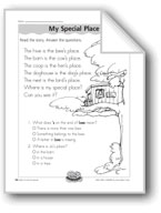 My Special Place (Possessives)