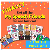 My Speech Friend Speech Pathway and Fluency/Stuttering Les