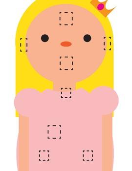 My Speech Princess Speech Pathway and Fluency/Stuttering Lesson