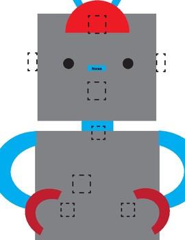 My Speech Robot Speech Pathway and Fluency/Stuttering Lesson