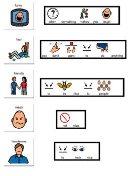 My Speech Vocabulary Gym