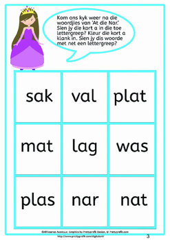 My Spelling Avontuur vir Meisies