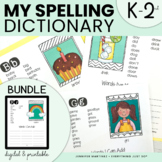 Spelling Dictionary | Personal Spelling Dictionary | K, 1s