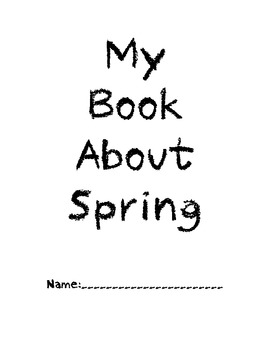 My Spring Book