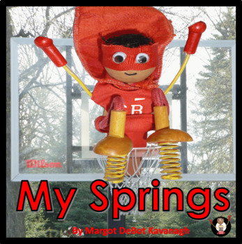 My Springs: An Emergent Guided Reading Level 2-3 Billy Beginning Reader