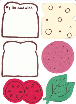 My Ss Sandwich - Foods that Start with S