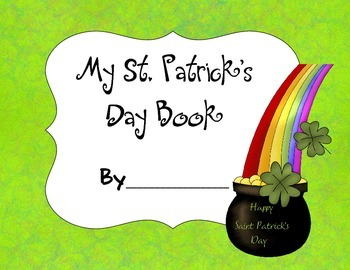 My St. Patricks Day Drawing Book