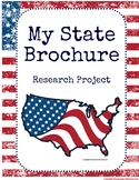 My State Brochure Research Project