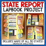 State Report - A State Research Project for ANY U.S. State!