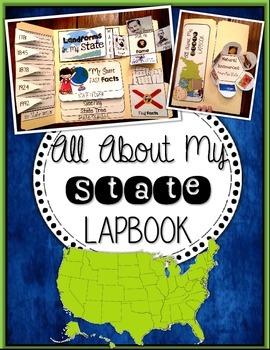 My State Lapbook
