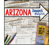 My State Research Project - ARIZONA!