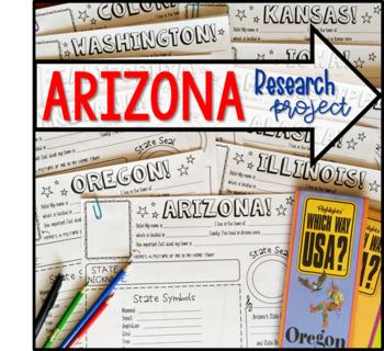 My State Research Project - ARIZONA!