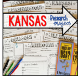 My State Research Project – KANSAS!