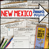 My State Research Project – NEW MEXICO!