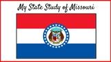 My State Study of Missouri PowerPoint