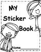 My Sticker Book