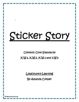 My Sticker Story