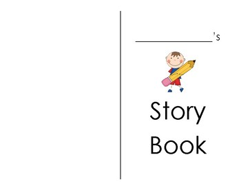 My Story Book - Personal Narratives