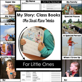 My Story: Class Books the First Nine Weeks