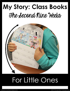 My Story: Class Books the Second Nine Weeks