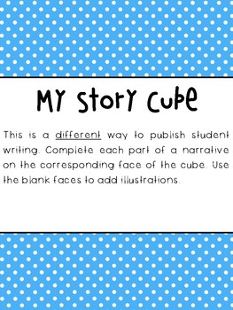 My Story Cube