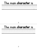 My Story Elements Book
