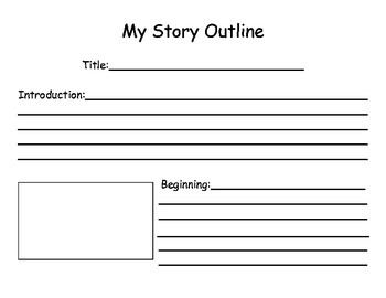 My Story Outline