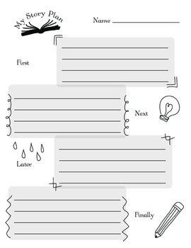 My Story Plan