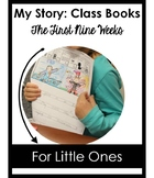 My Story: Week 8 (From My Story: A Year of Class Books)