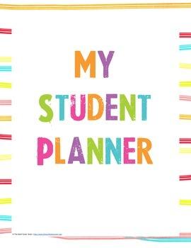 My Student Planner