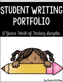 My Student Writing Portfolio: A Year's Worth of Writing Prompts