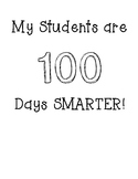 My Students are 100 Days Smarter!