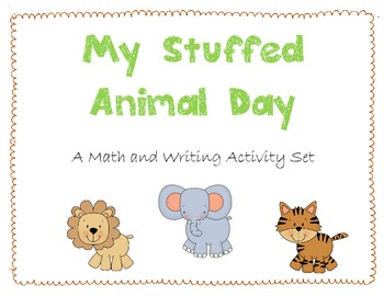 My Stuffed Animal Day