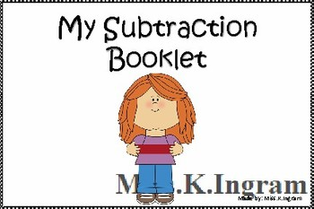 My Subtraction Booklet